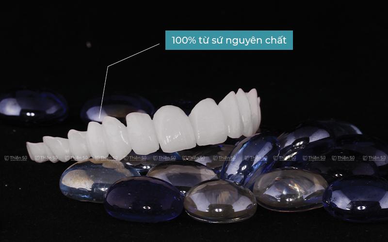 Răng toàn sứ là gì?